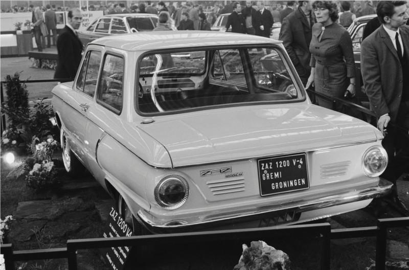 1969 ЗАЗ 966 (ZAZ 1200 V-4) - Amsterdam International Motor Show