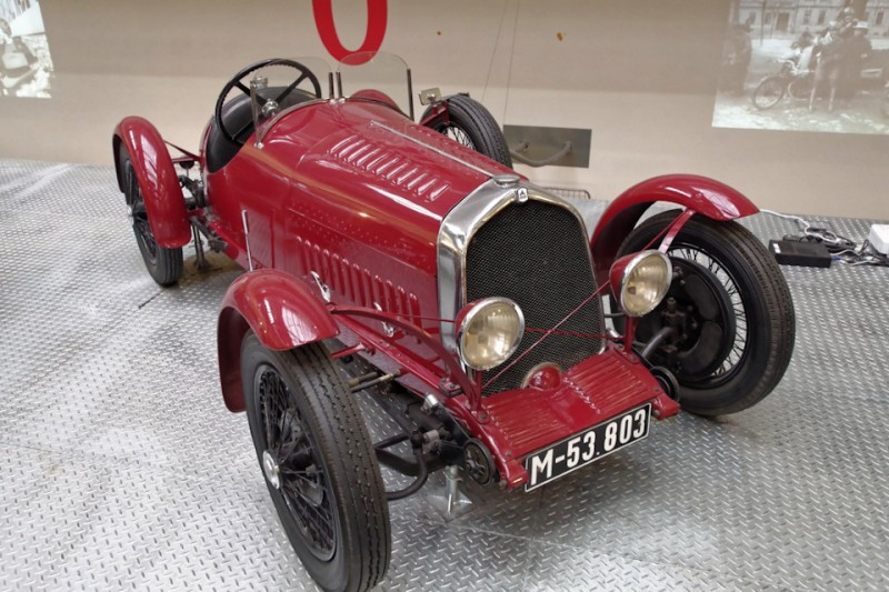 1931 Wikow 7/28 1500 Sport (National Technical Museum Prague)