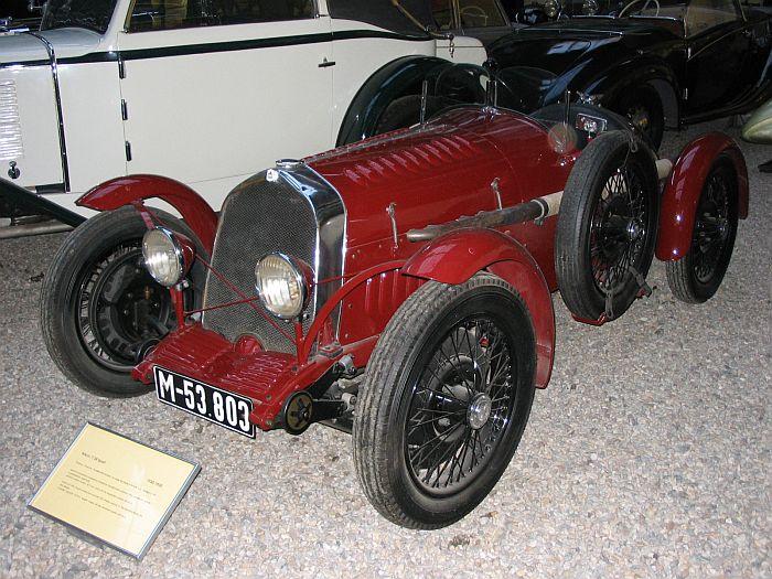 1931 Wikow 7/28 1500 Sport