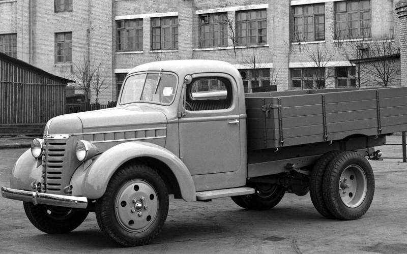 1939 ГАЗ-51 (опытный)
