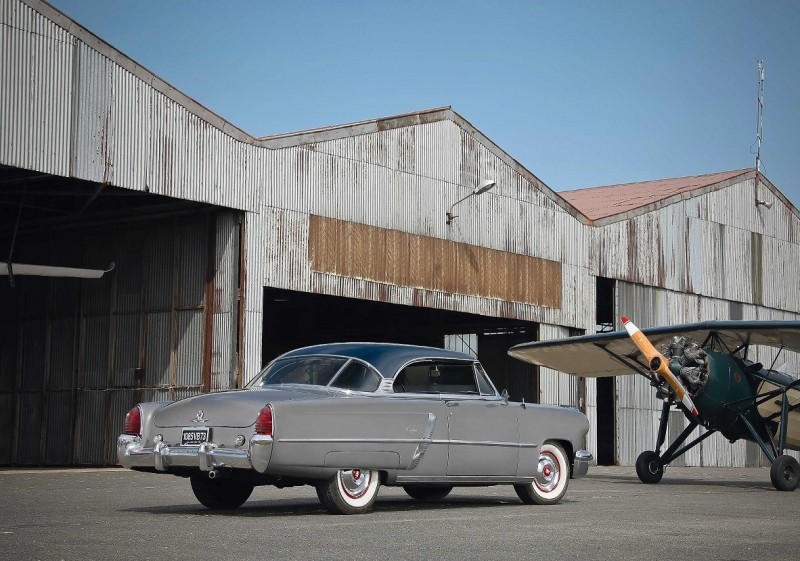 "1952 Lincoln Capri (по материалам ""Nitro"" №304 fevrier-mars 2020)"