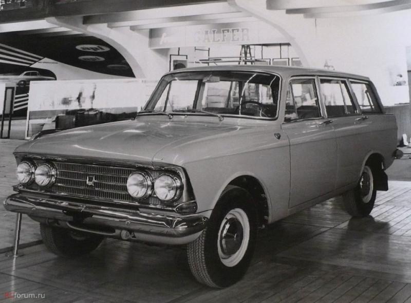 1960-е Москвич-426 (RC.forum.ru)