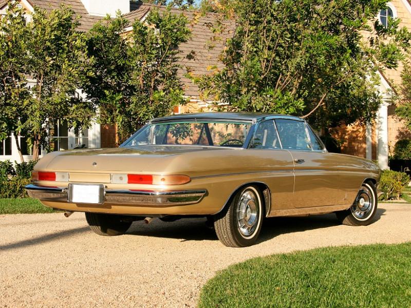 1961 Cadillac PF Jacqueline (Pininfarina)