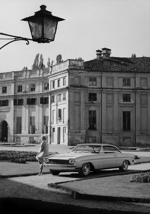 1961 Cadillac Brougham Coupé Speciale 2 posti 'Jacqueline' (Pininfarina)