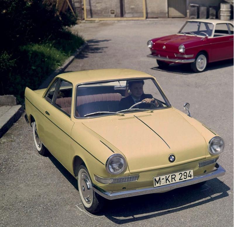 """BMW 700 (по материалам """"ACI l'Automobile"""" N40 - Maggio 2020)"""
