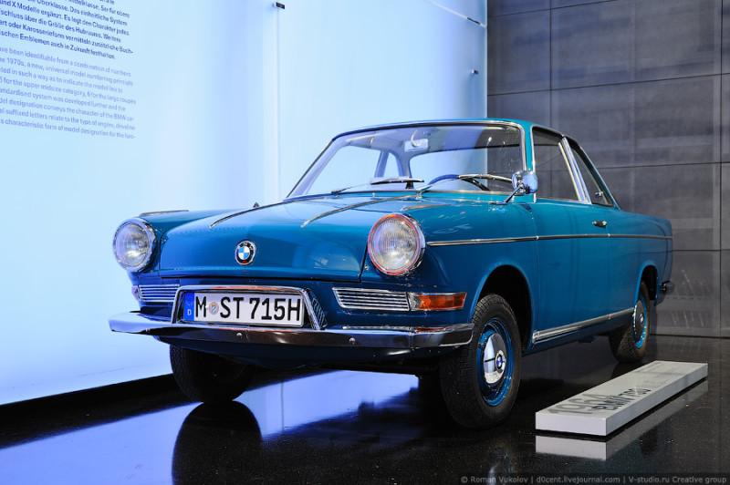 1964 BMW 700 (музей BMW)
