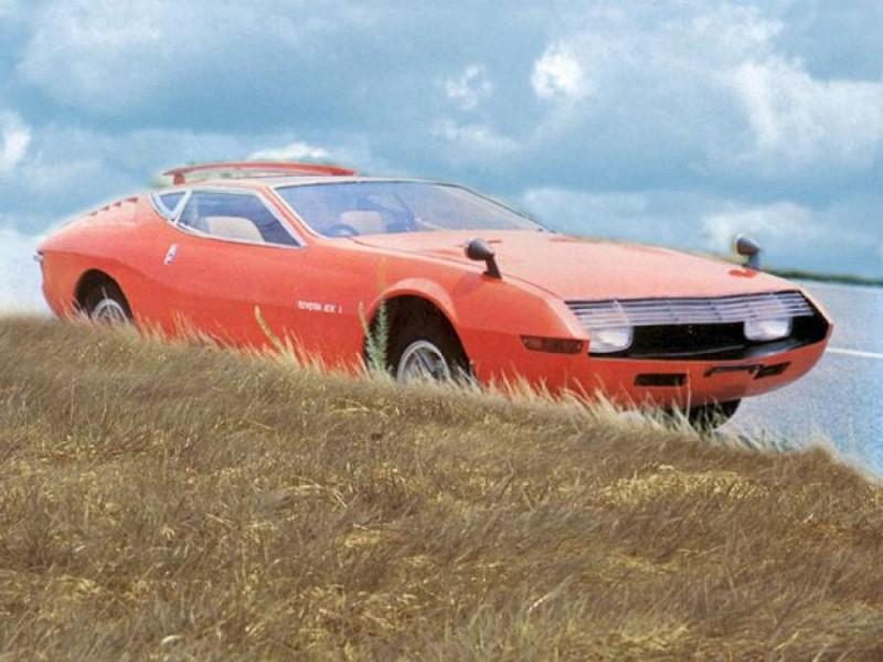 1969 Toyota EX-I