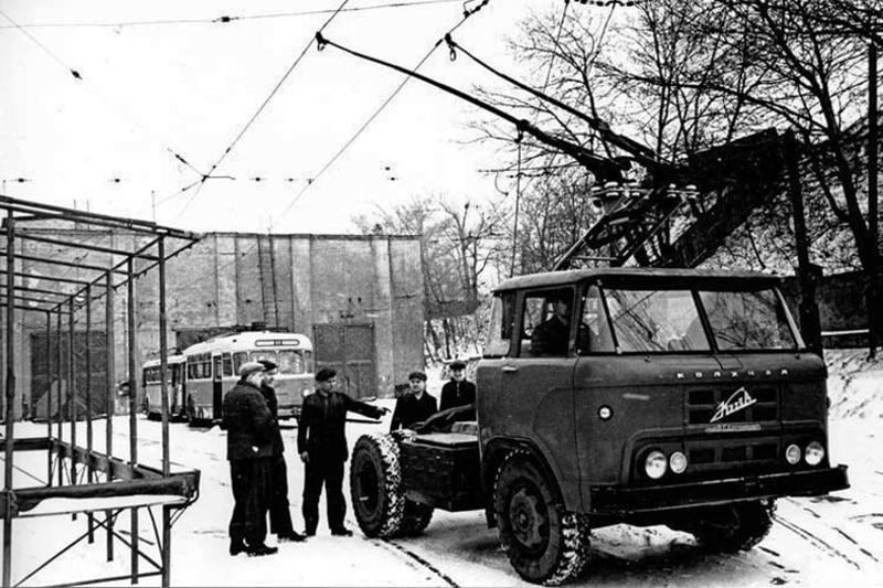 "1965 ""Киев-8"" ""Колхида"""