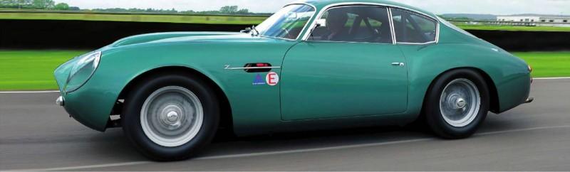 "1960's Aston Martin DB4 GT Zagato (по материалам журнала ""Alles Auto"" Jahrbuch 2017)"