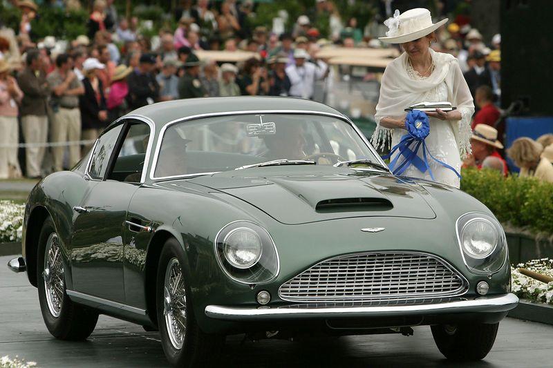 1960's Aston Martin DB4 GT Zagato