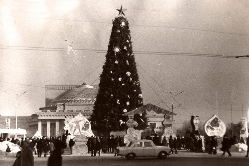 1970-е Новосибирск