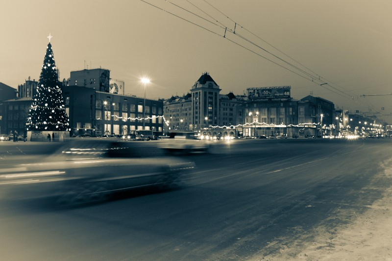 1980-е Новосибирск