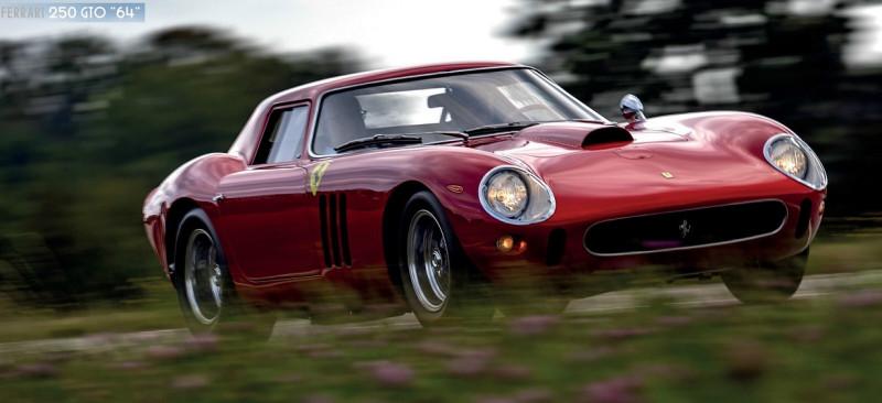 "1964 Ferrari 250 GTO (по материалам журнала ""GranTurismo"" 2020 Nr.7-8)"