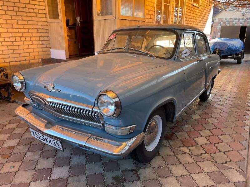 ГАЗ - 21 «Волга» (Третья серия)