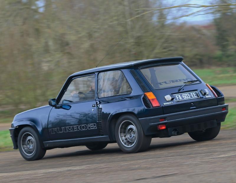 "1980-е Renault R5 Turbo2 (по материалам журнала ""Berlinette Mag"" 2020 №98)"