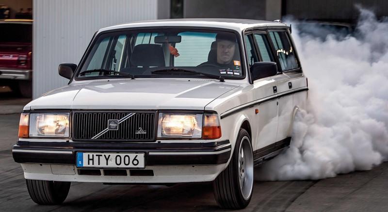 Volvo 240 GLT (по материалам журнала Bilsport 2021 Nr.3)