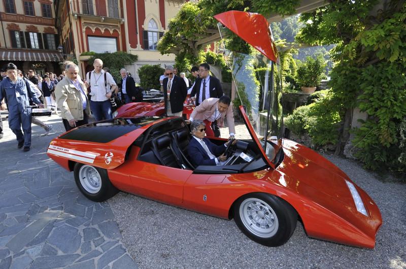 1969 FIAT Abarth 2000 Scorpione (в Японии)