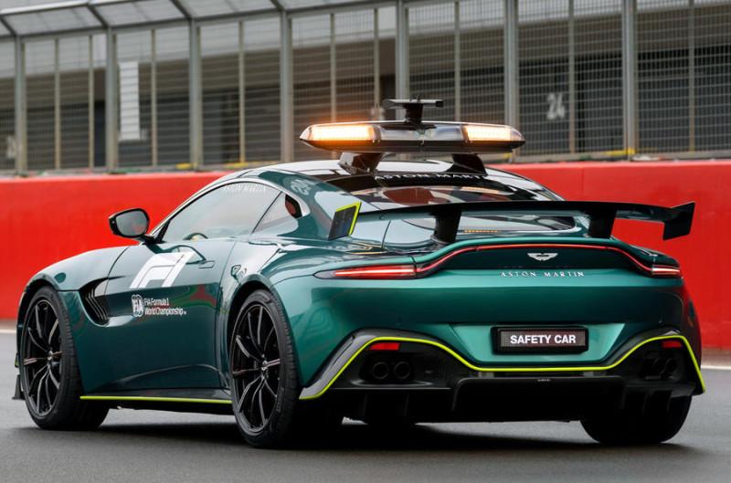 2021 Aston Martin Vantage (Formula 1 Safety Car)