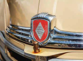 """1952 Renault Colorale 4x4 (по мотивам журнала """"Autoretro"""" № 420 2017-07)"""