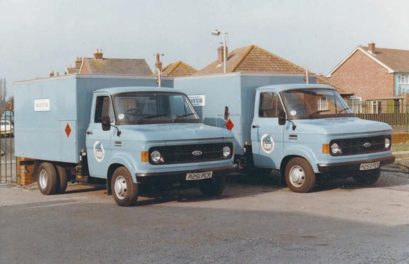 "1980-е Ford A-Series (по мотивам журнала ""Vintage Roadscene"" Issue 146)"