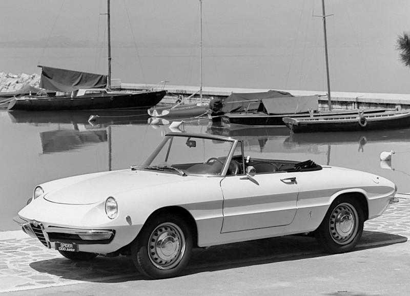 1968 Alfa Romeo Spider 1300 Junior