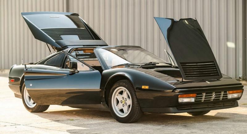 "1988 Ferrari 328 GTS (по мотивам издания ""Traume Wagen"" 2021 № 4)"
