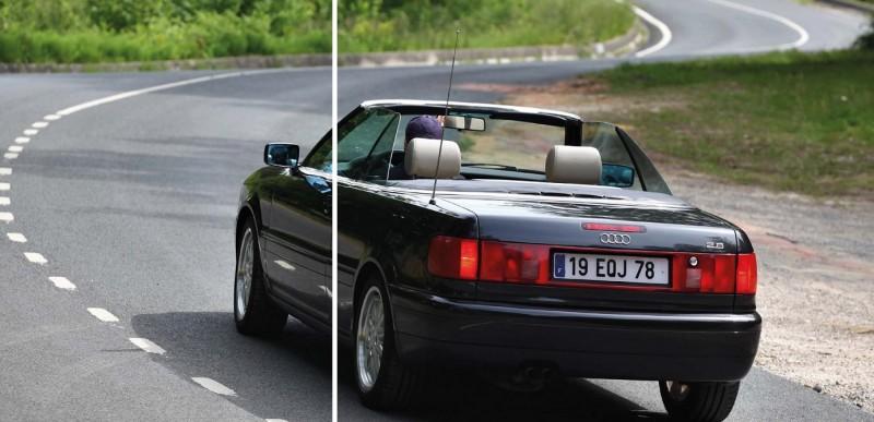 """1999 Audi 80 Cabriolet (по мотивам журнала """"Avus"""" № 62 2021 07/08)"""