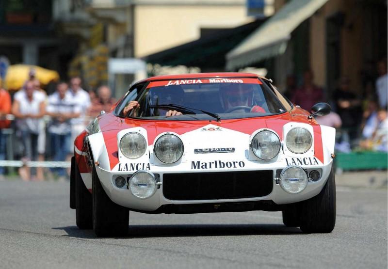 """1970-е Lancia Stratos HF (по мотивам издания """"AutoItalia"""" Issue 306 2021 AUG)"""