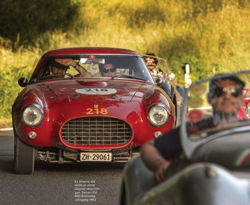 "1953 Ferrari 250 MM Berlinetta (по мотивам издания ""Motor Klassik"" 2021 №8)"