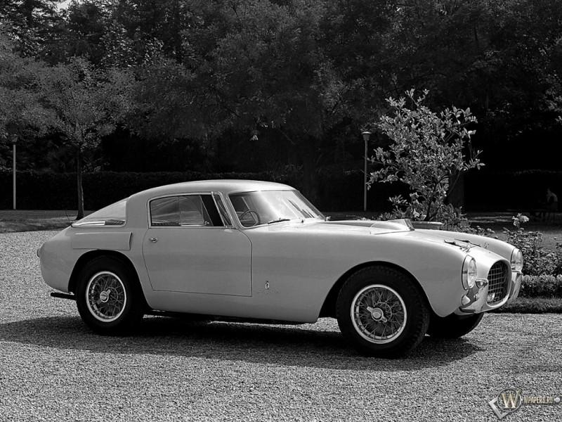 1953 Ferrari 250 MM Berlinetta (Wpapers.ru)