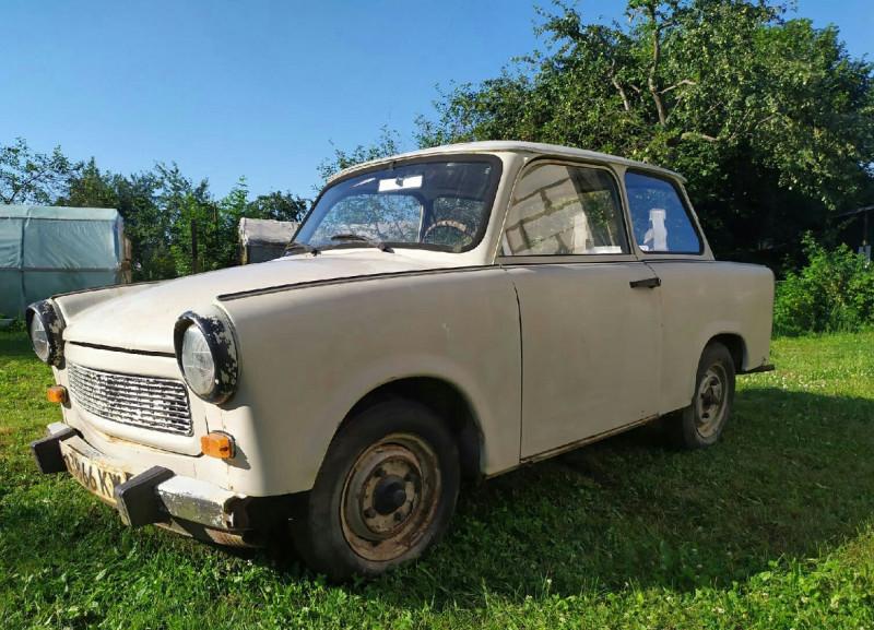 Trabant P601 ж38 66 КЖ