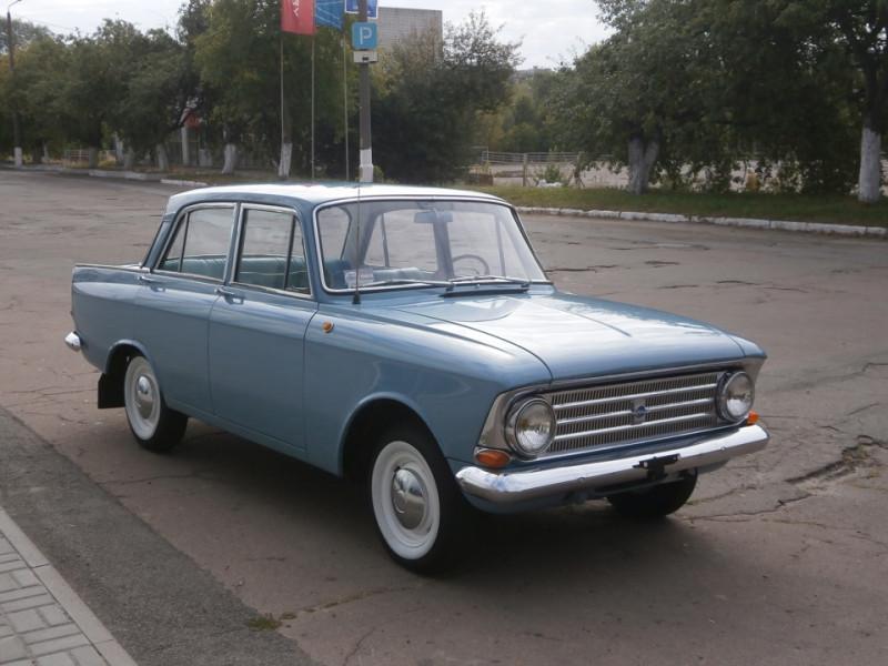1969 Москвич (ИЖ) 408 Cатурн