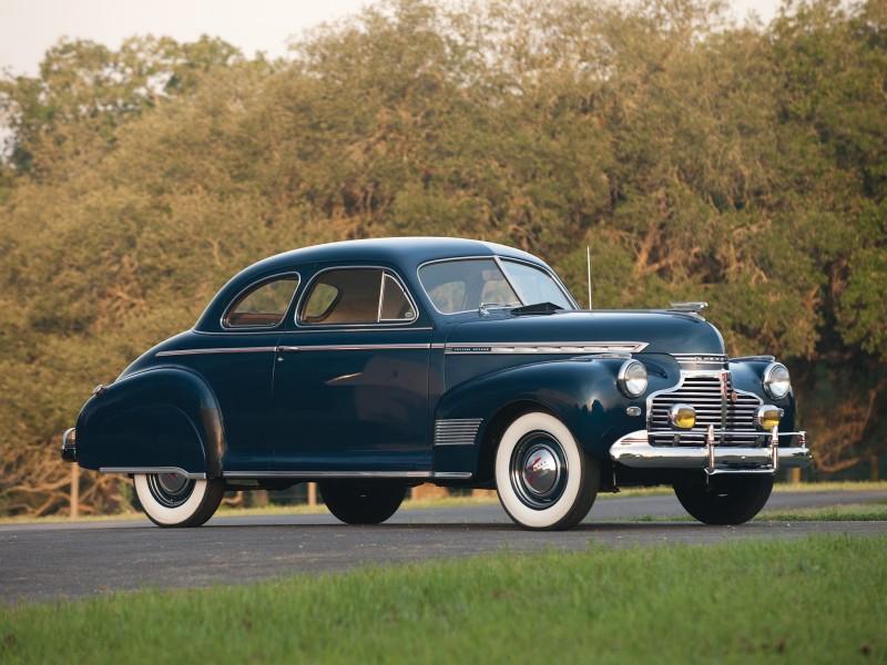 оригинальный - Chevrolet Super Deluxe Coupe'1941