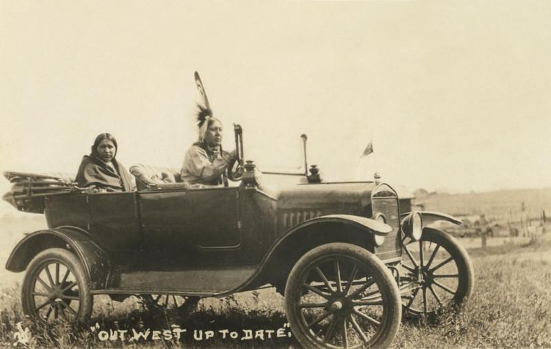 Ford Model T (Один из лучших Автомобилей XX века)