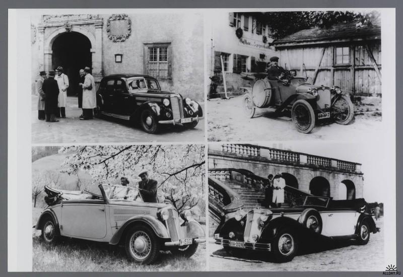 Автомобили Horch