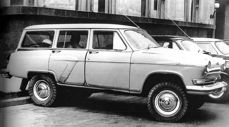 "ГАЗ-22 ""Волга"""