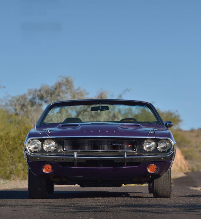 1970'Dodge Hemi Challenger R/T Convertible (фото изжурнала Musle Car Revue_April 2019)