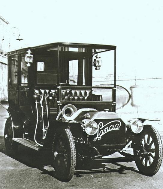 1907'Lancia Alpha (12HP)