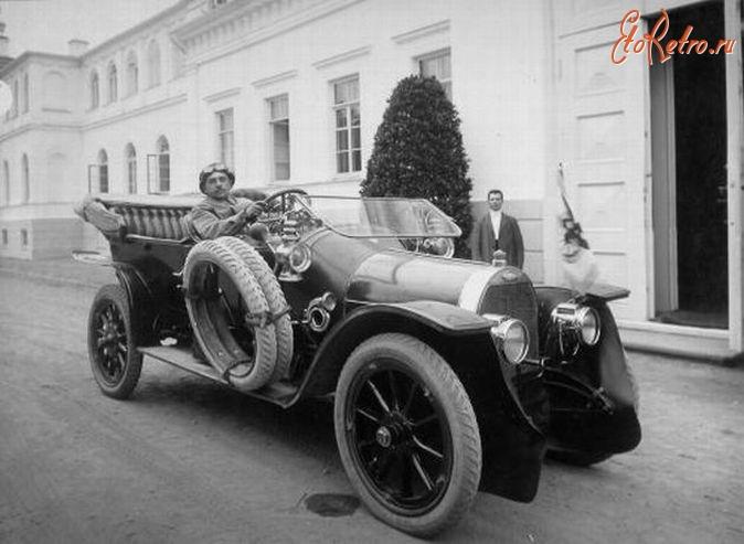 1914's Opel & G.A. fon Tranze'1914