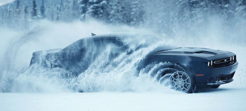 "2017'Dodge Challenger GT (из журнала - ""American Car"" февраль 2017)"