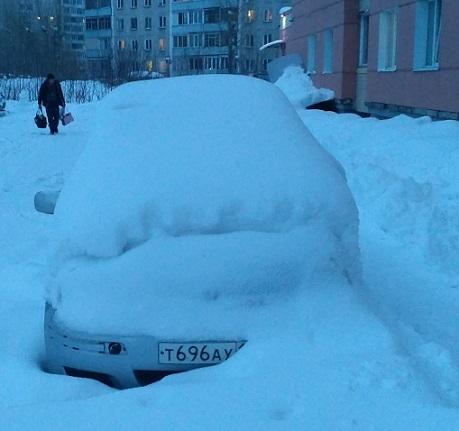Новосибирск. Новый 2020 год.