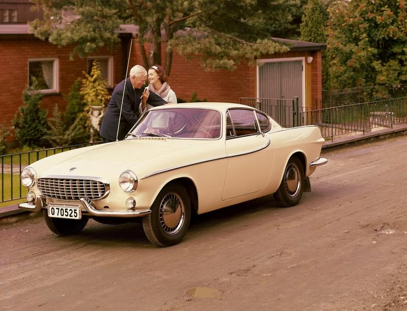 1961'Volvo P1800
