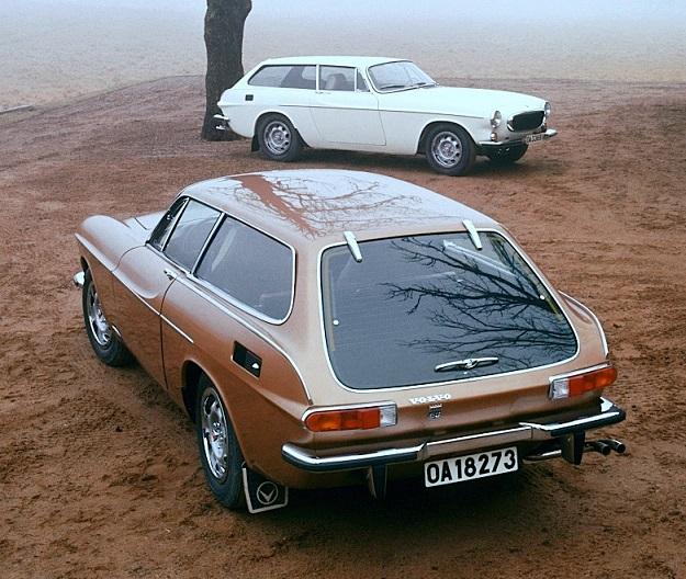 1972-73'Volvo P1800ES (фото с сайта - https://www.autowp.ru/volvo/p1800)