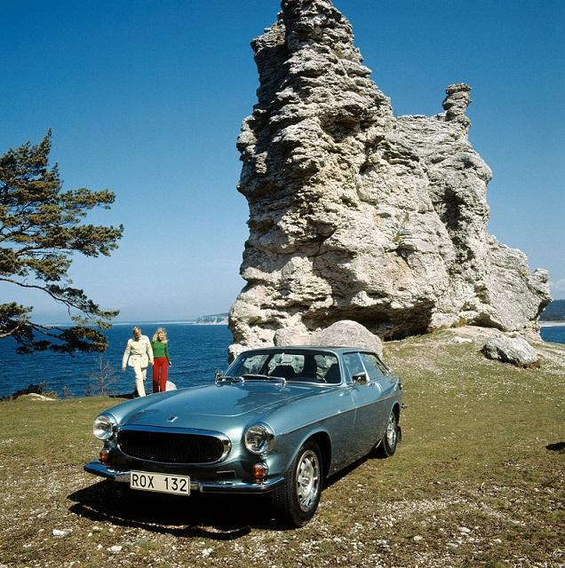 1972-73'Volvo P1800ES