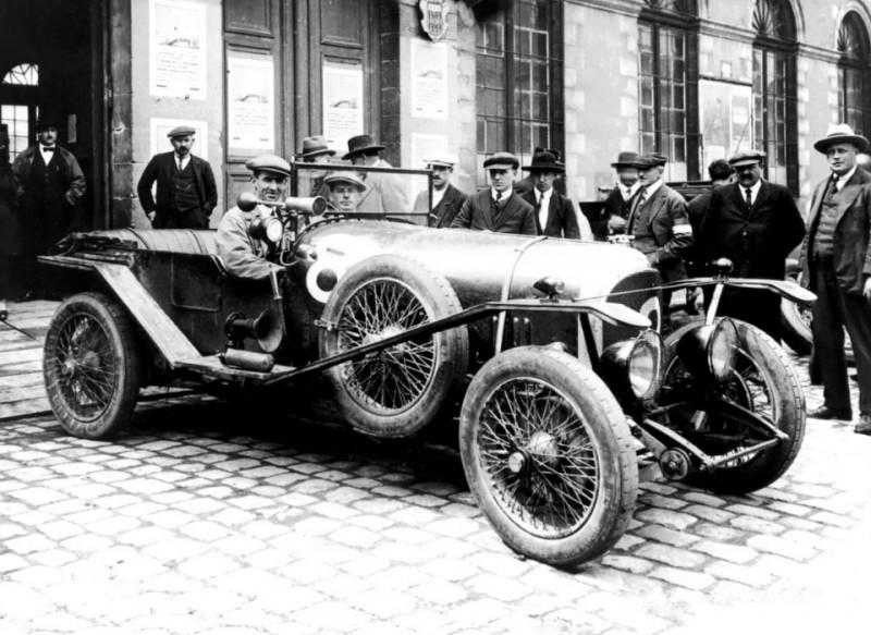 1919'Bentley 3 L