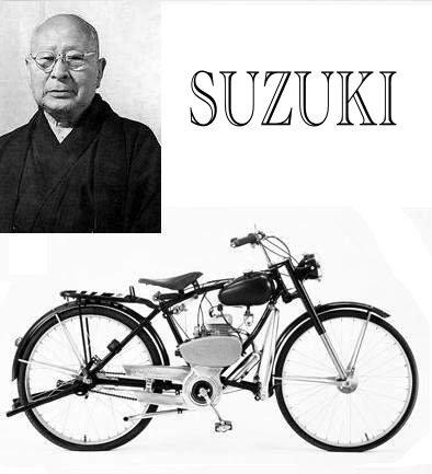 Michio Suzuki  (10.02.1887 - 1982)