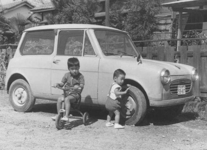 1950's Suzuki Suzulight