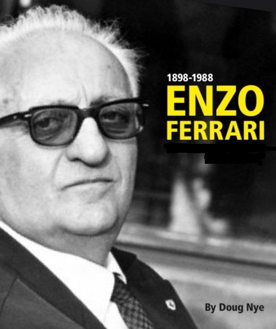 Enzo Ferrari (1898 - 1988)