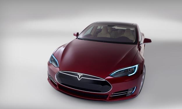 тесла автомобиль нового поколения