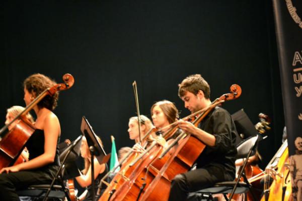Молодежный симфонический оркестр «Россия-Испания»